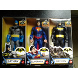 Muñecos Mattel Originales De Batman Y Superman