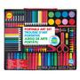 Set De Arte De 150 Piezas, Colores, Marcadores,tijeras Alex