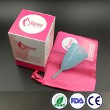 Copa Menstrual Silicona Antibacterial 2 Tallas Tienda Fisica