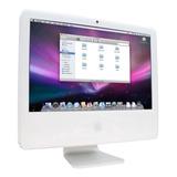 Computador Apple iMac 17  Core 2 Duo 2gb Ram Dd 160gb Tec/mo