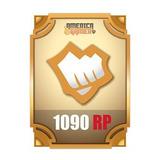 Riot Points - League Of Legends -  Lol ( 1090 Rp )