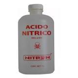 Acido Nitrico Para Limpiar Oro Y Extraer