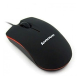 Mouse Usb Lenovo Optico De Cable 1200 Dpi 8694