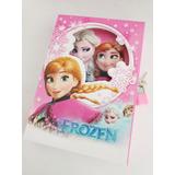 Diario Frozen Pony Y Hello Kitty 50 Hojas
