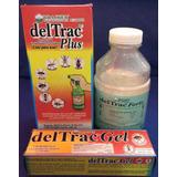 Combo Deltrac Liquido+polvo+gel Mata Cucarachas Y Chiripas