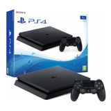 Playstation 4 Slim 1 Tb (300) Sellado + Garantía