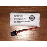 Pila /batería Recargable Para Teléfonos Inalámbricos Bt-1021