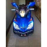 Moto 4 Ruedas Electrica