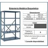 Estantería Metálica Esquelética (estante Metálico)