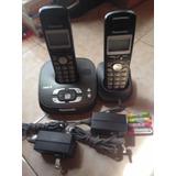 Teléfono Inalámbrico Panasonic Mod.kx-tg4021la