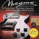 Cuerdas Para Guitarra Electrica Magma 0.009