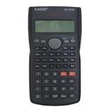 Calculadora Cientifica Doble Linea Kadio 240 Func Tipo Casio