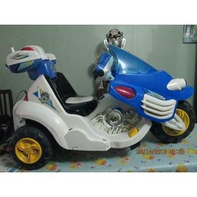 Moto, Carro Electrica Para Niños, Con Bateria Precio Oferta
