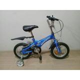 Bicicleta Corrente Rin 12 Modelo Sierra Como Nueva!!