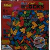 Bloques De Construcción Tipo Lego De 500 Pzas