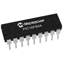 Microcontrolador Pic16lf84a-04i/p Microchip