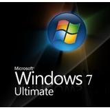 Windows 7 (32&64 Bits) Iso Original