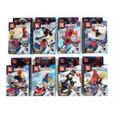 Set Compatible Lego Spiderman Set 4 Pzas