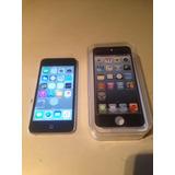 iPod Touch 5 De 16gb Negociable Aceptó Telefono