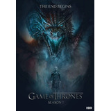 Serie Juego De Tronos / Game Of Thrones Menú Original Dvd