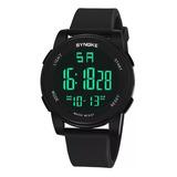 Reloj Synoke Digital Tactico Militar Caballero Deportivo