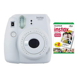 Fujifilm Instax Mini 9 Con 20 Hojas.