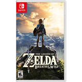 Zelda Breath Of The Wild Nintendo Switch-lite / Chacao