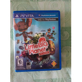 Juego Little Big Planet De Psvista