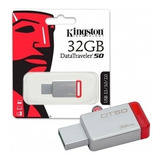 Pendrive 32gb Kingston Datatraveler 50usb 3.1/3.0/2.0 Its
