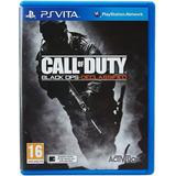 Juego Playstation Ps Vita Call Of Duty Black Ops Declassifie