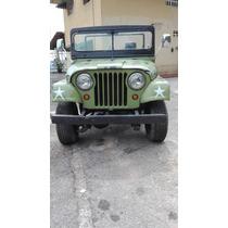 Jeep Willi Cj3