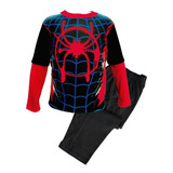 Pijama De Spider