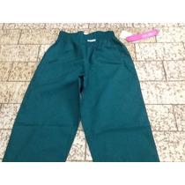 Pantalon Cherokee Color Verde.nuevo Y Original Talla Xs