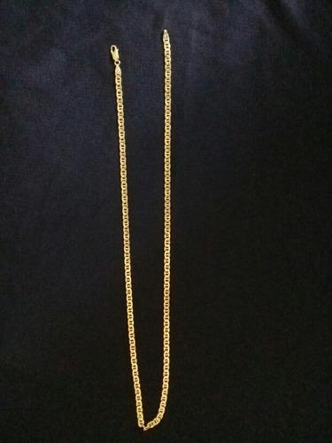 56015abc71fb Cadena Oro Italiano 750 (18k) Gucci Marine Negociable