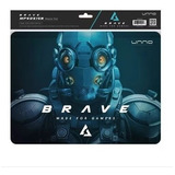 Mouse Pad Gamer Brave Alfombrilla Para Mouse
