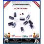 Capacitores Condensadores 470uf, 6.3v, 105ºc, Kit 5 Piezas