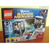 Lego Super Heroes 76009 Superman Black Zero Escape Original