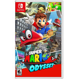 Super Mario Odyssey Nintendo Switch-lite  / Local Chacao