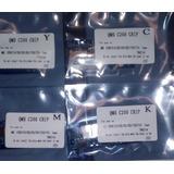 2 Chip Konica Minolta Bizhub C200/210/203/253/353,negro Drum