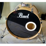 Bateria Pearl Vision Vx Stage 5 Piezas Shell Pack