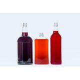 Envase Plastico Pet Licor 1000cc Ml Con Tapa Rosca
