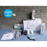 Nintendo Wii Rvl-001 - (usado- En Perfecto Estado)