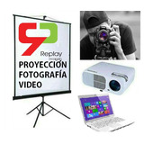 Alquiler Video Beam  Lapto  Foto  Video