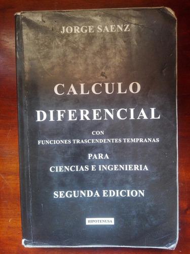 Jorge Saenz Calculo Diferencial Pdf
