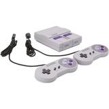 Super Nintendo Nes Clasico Consola Original Hdmi