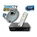 Kit Completo Directv Hd Prepago 100% Venezolano Nuevo