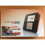 Oferta Nintendo 2ds + Mario Kart 7 Roja. Precio Real