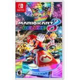 Juegos Digitales Nintendo Switch !! Mario Kart 8 Deluxe !!