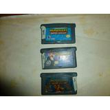 Mario Kart Super Circuito Para Game Boy Advance