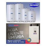 Calentadores De Agua Electricos Record 27 35 100 Termotronic